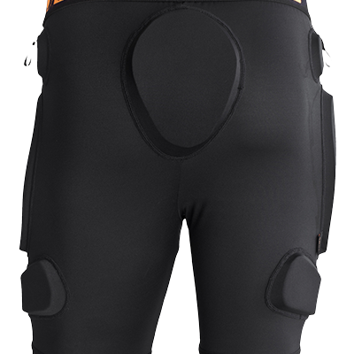 Bliss Protecton Basic Crash Short- Mountain Bike protection or MTB Protection, body armour