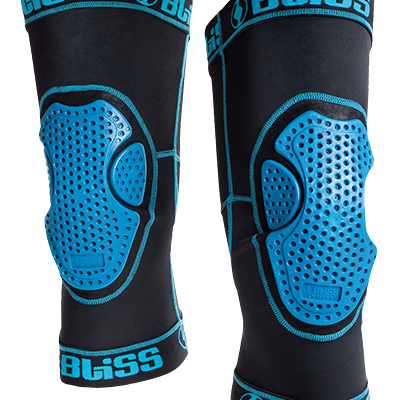 Bliss ARG Minimalist Knee Pad- Mountain Bike protection or MTB Protection, body armour