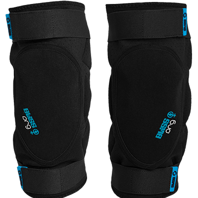 Bliss ARG Vertical Womens Knee Pad- Mountain Bike protection or MTB Protection, body armour