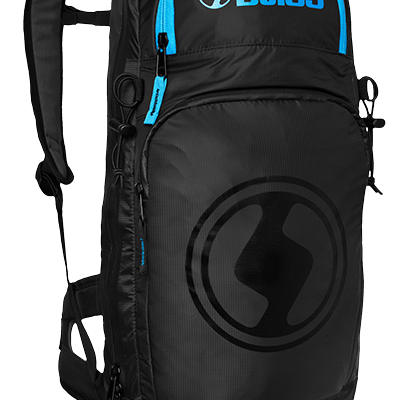 BLISS ARG VERTICAL LD 12L BACKPACK, Spine protection,