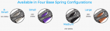 BodyFloat Kenekt Seatpost Spring Options